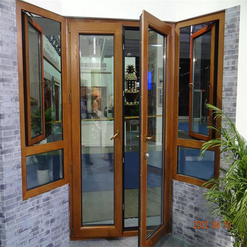 Hot Sale Main Gate Design Home Used Exterior French Doors For Sale