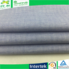 Hot sale melange herringbone chambray yarn dyed shirt fabric
