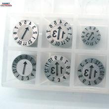 Ethiopia hot sale Plastic Mold Components Date Code Insert
