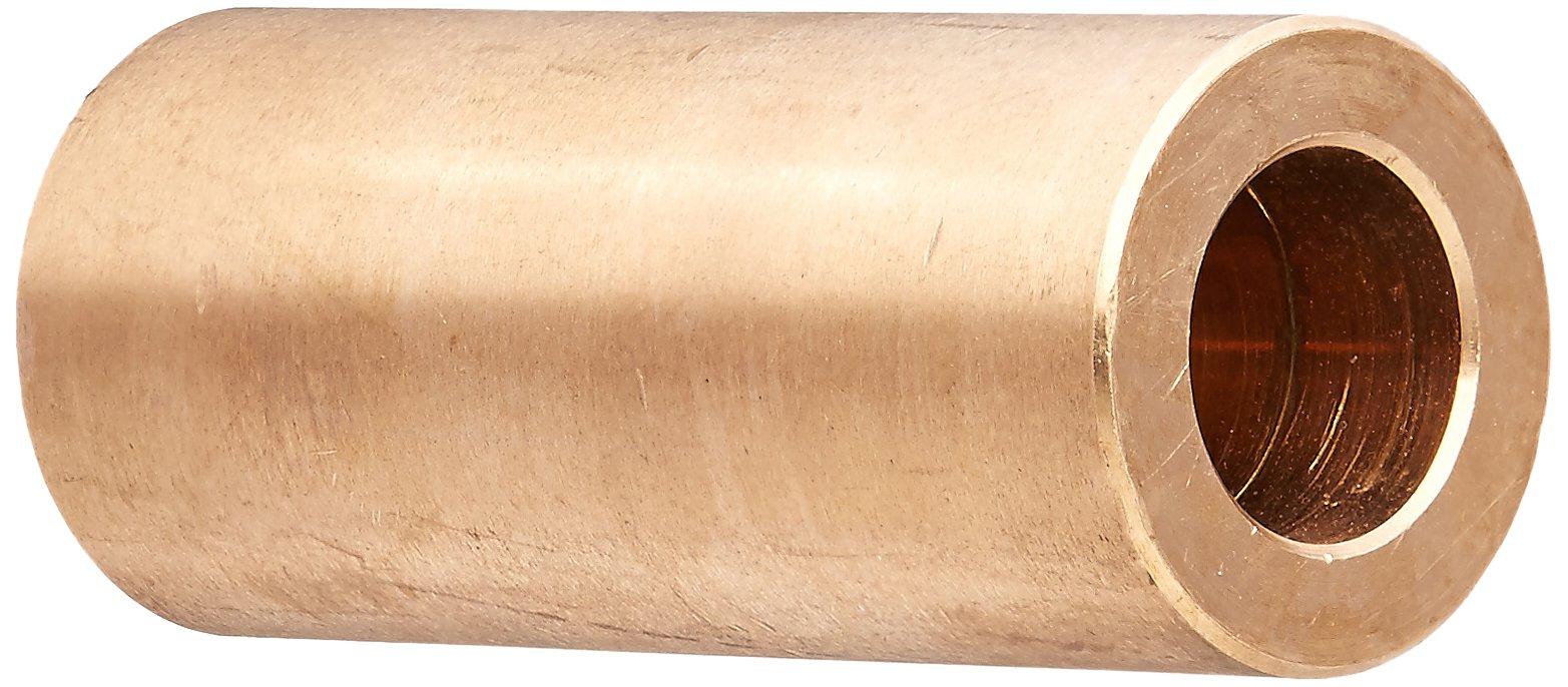 13 Length Unpolished 3-1//2 ID 660 Bronze Hollow Round Bar 4-1//4 OD Cast Temper ASTM B584//SAE CA932 Mill Finish