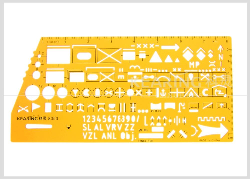 L/'otan armée carte marquage militaire troupes de symboles dessin rédaction modèle stencil