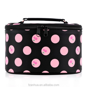 NCC044 Fruit Pattern beauty cosmetic case travel use