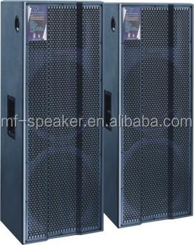"Dual 10"" Woofer Active Speaker"