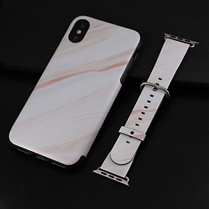 Laudtec New Design Premium Customer IMD Case for iPhone With Watch Band