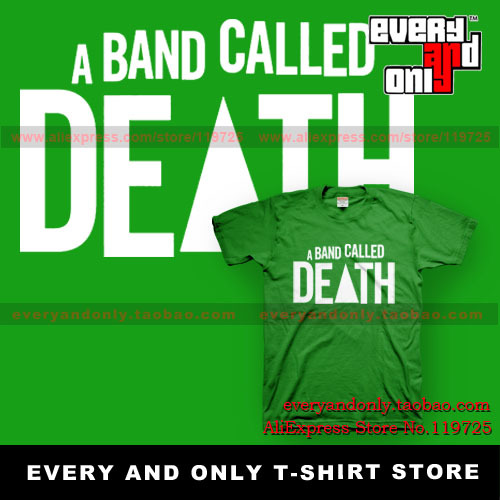 Band Called Deat...A Band Called Death Logo