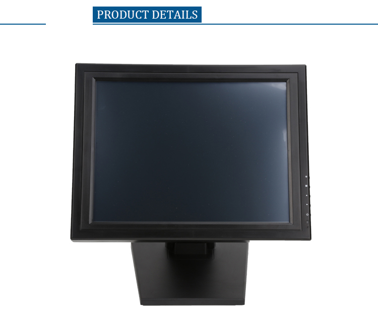 17'' VGA Touch Screen computer monitor 17 inch TFT LCD PC Monitor