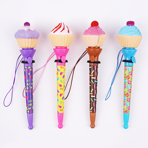 INTERWELL BP7027 Popular Pens, Custom Made Cupcake Pop Out Pen
