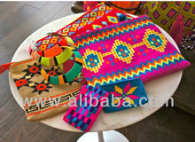 Mochilas wayuu, ethnic bag ,satchel colombian ethnical pouche