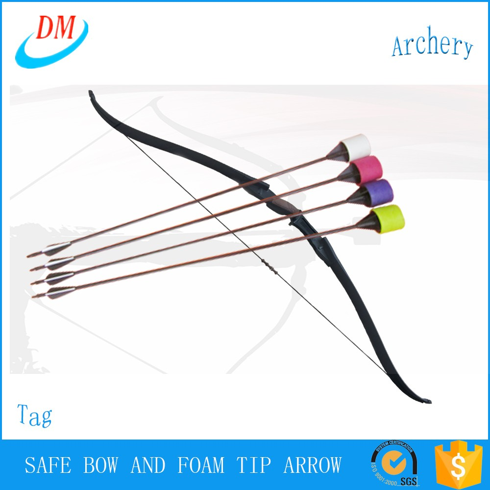 High quality archery recurve bow arrow school bow