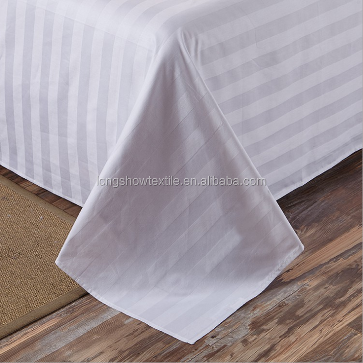 6 queen t200 white flat sheet double tree collection 90x110 hotel sheets