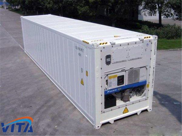 40ft new or used reefer container refrigerate container for sales