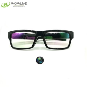Wholesale 1080P Full HD Built-in 16GB Hidden CameraTouching Recording Cheap  Video Glasses