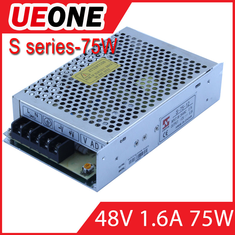 CE ROHS approved 75W 18V access control power supply S-75-18