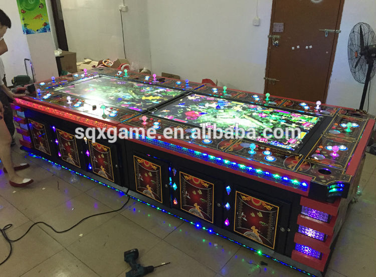Malawi video fishing game vending machine with great price