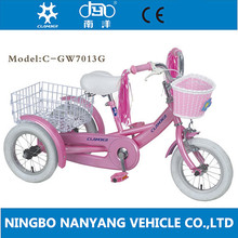 New Model 12 Inch 3 wheeler child trike made in China