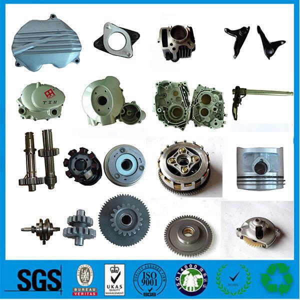 Gasoline Motorcycle Engine Spare Parts Cg250 Crankcase