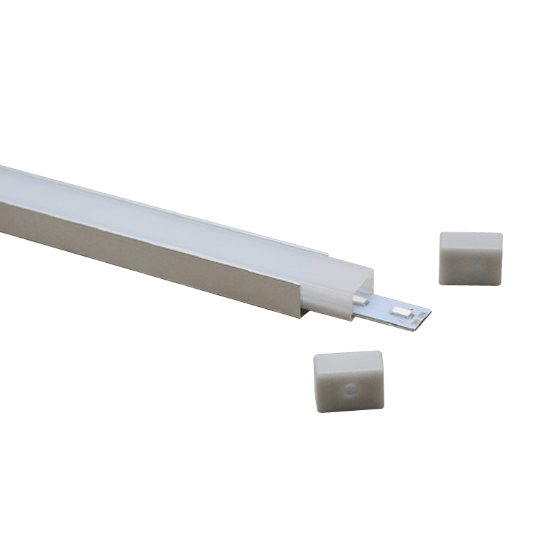 <strong>Aluminum</strong> and pc diffuser extrusion body material recessed <strong>aluminum</strong> led profile for strips