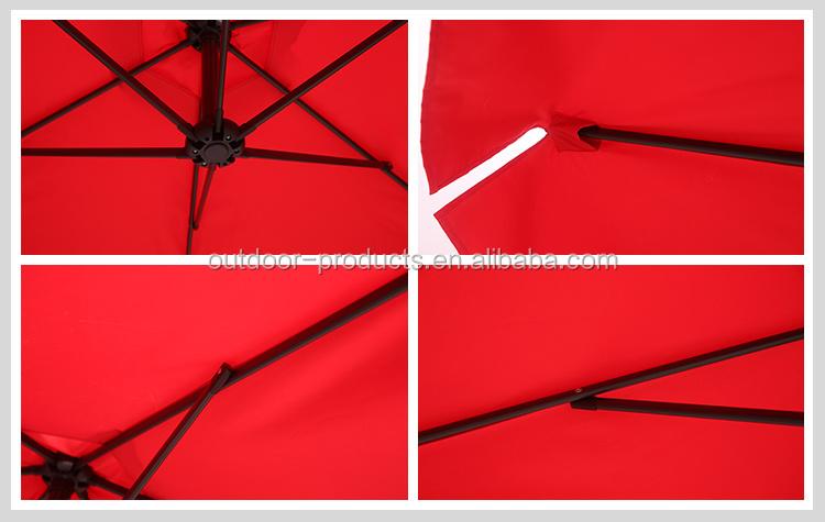 d0f9d8262 China Manufacturer Cheap Price Sun Protection Big Deco Umbrella ...