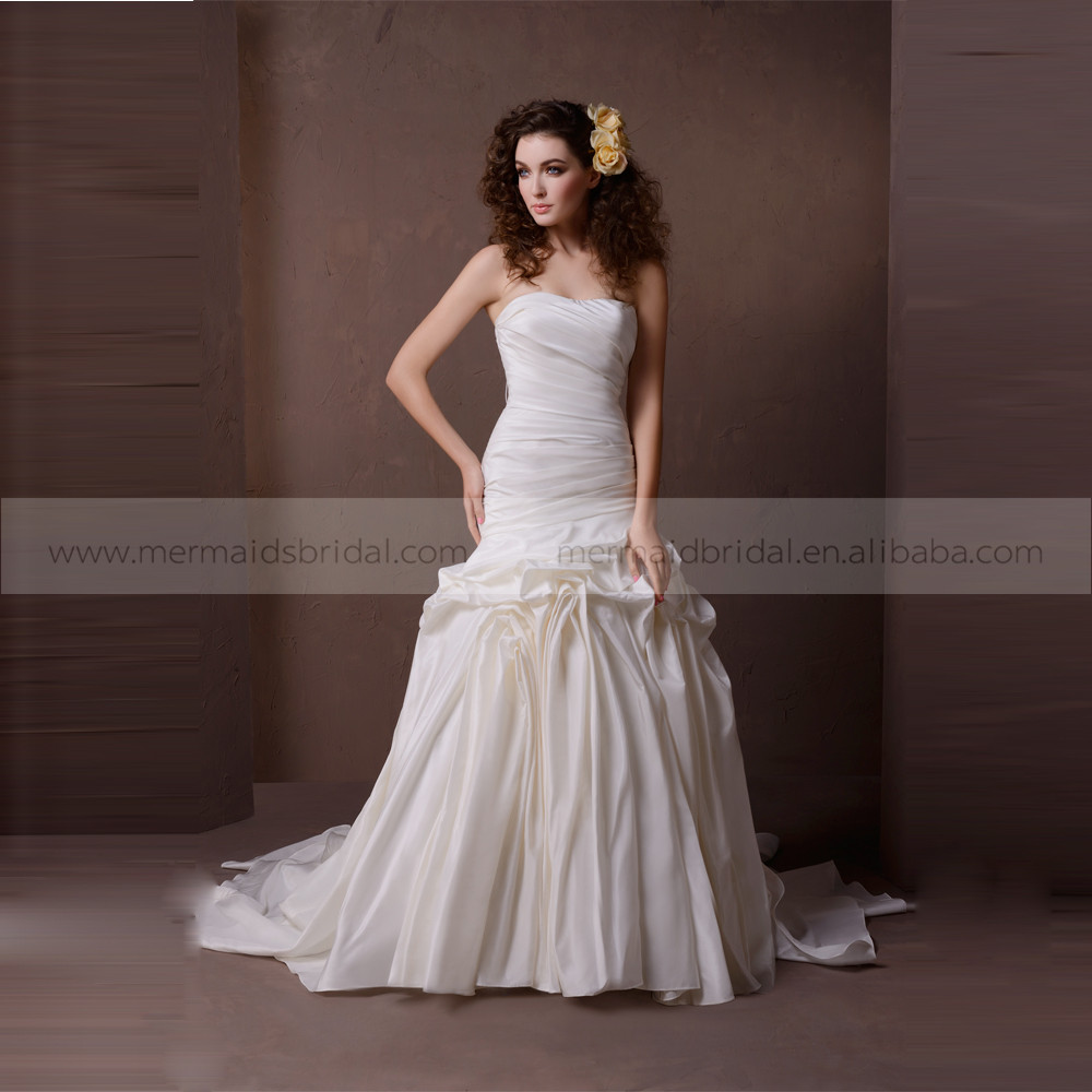 Heart Shaped Mermaid Wedding Dress Heart Shaped Mermaid Wedding