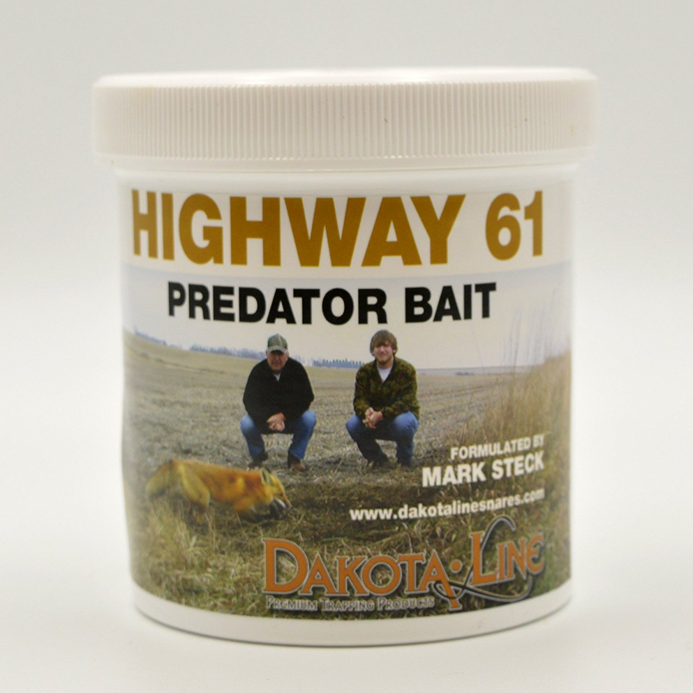 1 - Pint HIGHWAY 61 Predator Bait