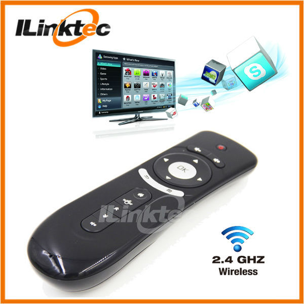 Portable Mini 2.4G Android Wireless Air Mouse Remote for Smart TV PC
