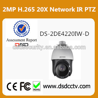 Hikvision 2MP H.265 20X Network PTZ support EZVIZ cloud P2P DS-2DE4220IW-D