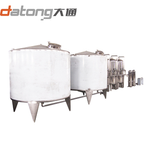 New design machine grade Reverse osmosis water treatment system/water purification plant OEM