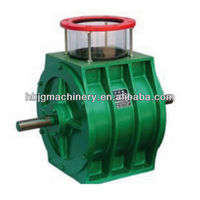 Pneumatic group /Cyclone and air lock for wheat/maize flour mill