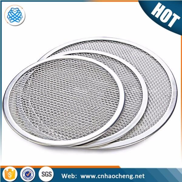 Инструмент Для Выпечки Пиццы металлический диск из нержавеющей стали алюминиевая сетка для пиццы экран