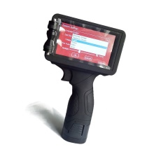 HD Cerdas Handheld Inkjet <span class=keywords><strong>Printer</strong></span> Cetak Variabel Kode Dua Dimensi, Kode Bar.