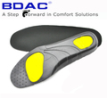 PU foam insole sweat absorption athletic insoles for shoes