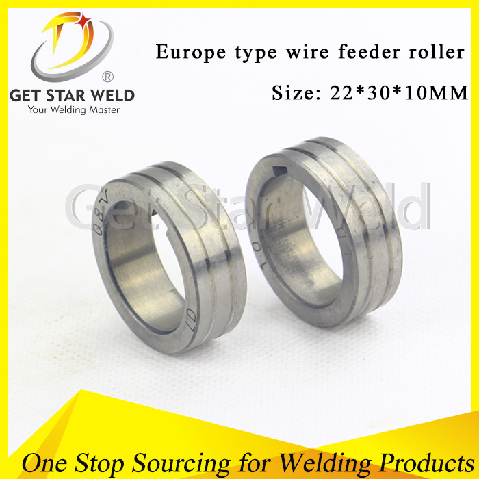 22*30*10 Small Binzel Welding Roller For Mig/mag/co2 Wire Feeder ...