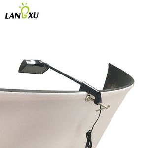 LED Clamp Arm Light For Exhibition