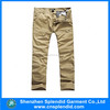 fashion men simple trousers professional manufacturer