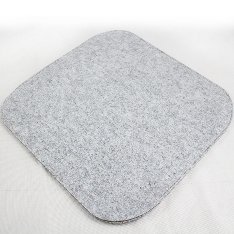 wool felt fancy placing mats felt desk mat coasters large felt laptop mats