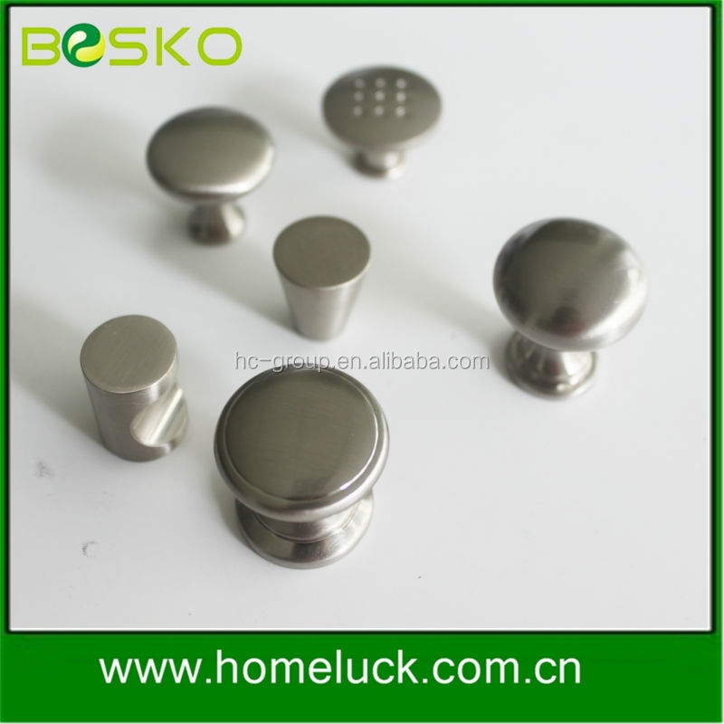 wholesale cheap china custom decorative zinc small mini cabinet drawer knob
