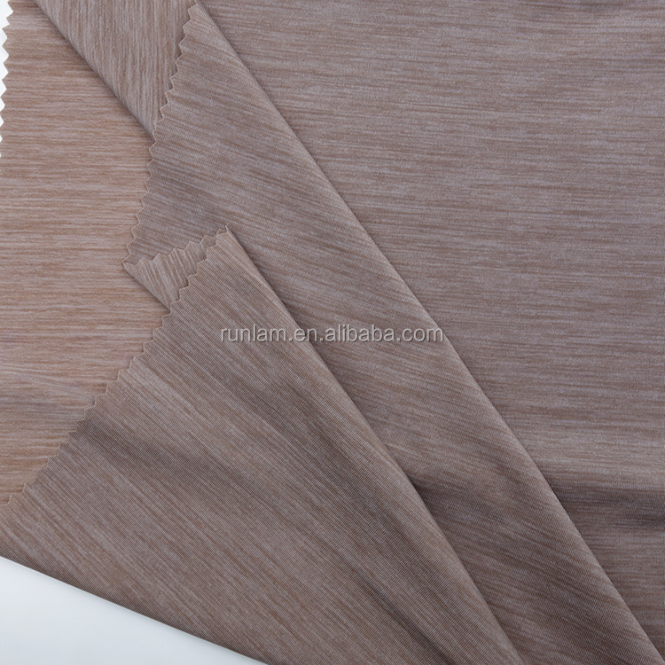 Chinese Antimicrobial Nylon Spandex Sportswear Fabric