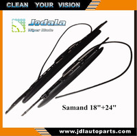 Best Selling Wiper Blade For Samand Iran Car Window Wiper
