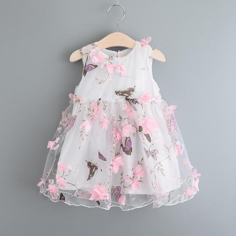 Cantik Murah La Desenhos Bordados A Mao Para O Vestido De Meninas