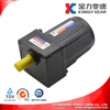110V 220V 70mm Diameter AC Electric Gear Motor 100w