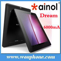 "Ainol Novo8 Dream 8"" Android 4.1 Tablet PC ATM7029 1.2Ghz Quad Core 16GB HDMI two cameras tablet pc"