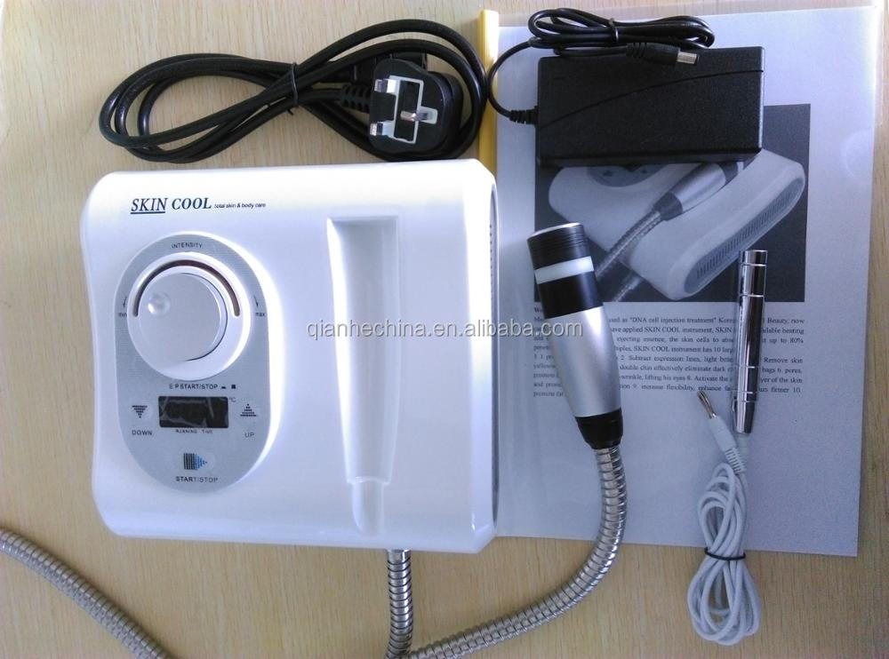 Hot & Cold HAMMER cryo electroporation ผิว Cool