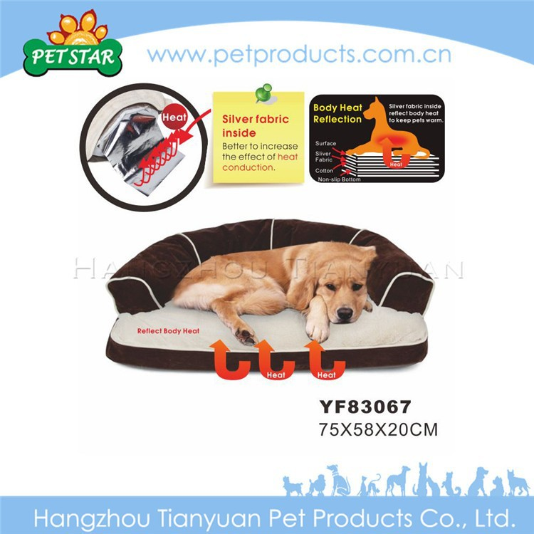 Best quality fashionable cheap warm dog bed rattan