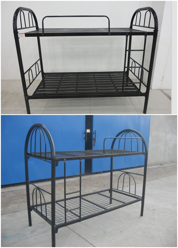High Weight Capacity Adult Metal Bunk Beds Steel Army Bunk Beds