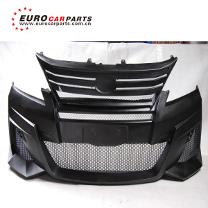 Car W style AF30 body kits fit for AF30 car FRP material