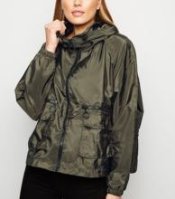 Vrouw <span class=keywords><strong>Kaki</strong></span> Polyester Dunne <span class=keywords><strong>Hoodie</strong></span> Oversized Windjack <span class=keywords><strong>Hoodie</strong></span> Jassen