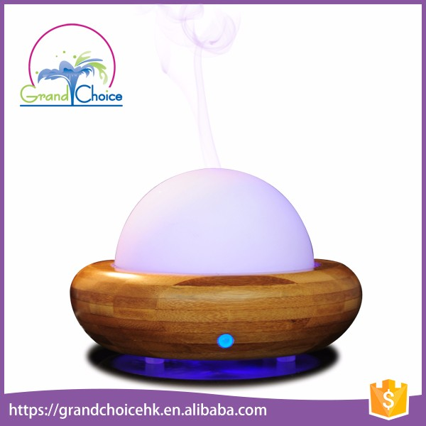 Comfortable design glass mini air aroma esential oil diffuser