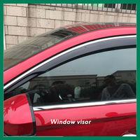 Mugen Style Sunroof Visors Rain Visors - Buy Vent Visor Rain Guard ...