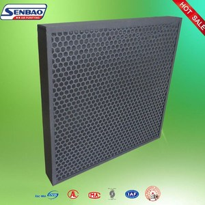 Ventilation Housing Honeycomb Type Active Carbon Air Filters