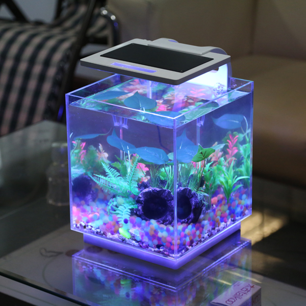 buy ATK series aquarium fish tank Get free led light , air pump , filter